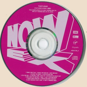 Now Ex That's What I Call Music! (1995)_CD