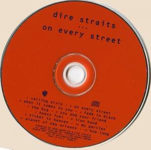 Dire Straits – On Every Street (1990)_CD