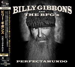Billy Gibbons and The BFG's - Perfectamundo (2015)