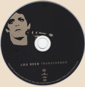 Lou Reed - Transformer_CD