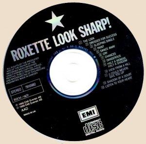 Roxette - Look Sharp!_CD