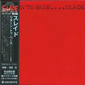 Slade - Return To Base (1979)