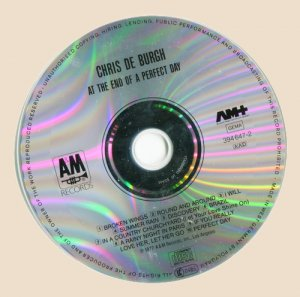 Chris De Burgh - At The End Of A Perfect Day (1977)_CD