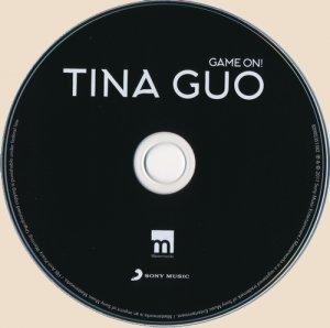 Tina Guo - Game On_cd