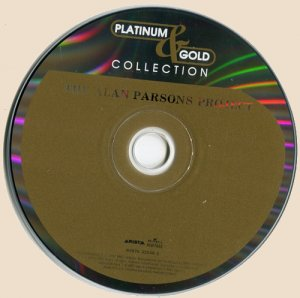 The Alan Parsons Project - Platinum_CD