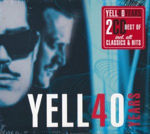 Yello - Yell40 Years (2021)