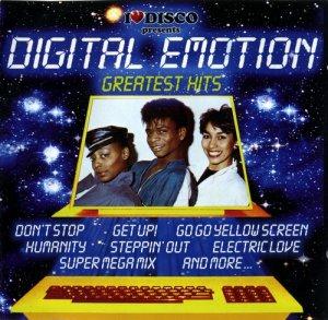 Digital Emotion - Greatest Hits (2007)