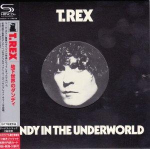 T.Rex - Dandy In The Underworld (1977)