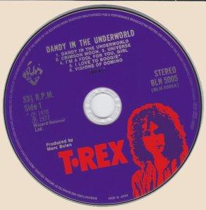 T.Rex - Dandy In The Underworld_CD