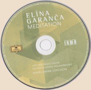 Meditation (2014)_CD