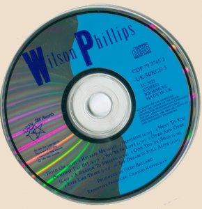 Wilson Phillips (1990)_CD