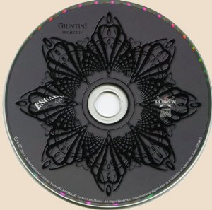 Giuntini Project - Giuntini Project IV_CD