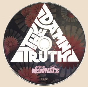 The Damn Truth - Now or Nowhere (2021)_CD