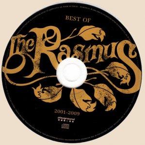 The Rasmus - Best 2001-2009 (2009)_CD