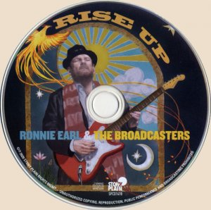 Ronnie Earl And The Broadcasters – Rise Up_CD