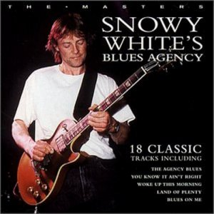 Snowy White's Blues Agency - The Masters (1988)