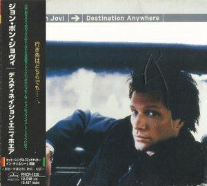 Jon Bon Jovi – Destination Anywhere (1997)