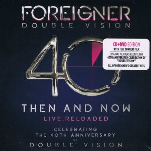 Foreigner - Double Vision 40