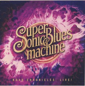 Supersonic Blues Machine - Road Chronicles (2019)