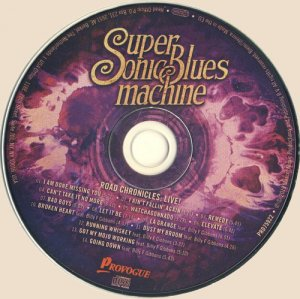 Supersonic Blues Machine - Road Chronicles (2019)_CD