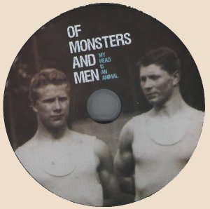 Of Monsters and Men - My Head Is an Animal_CD