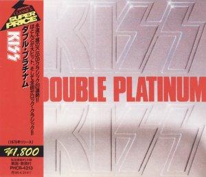 KISS - Double Platinum (1978)