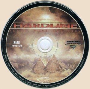 Hardline - Heart Mind And Soul_CD