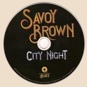 Savoy Brown - City Night_CD