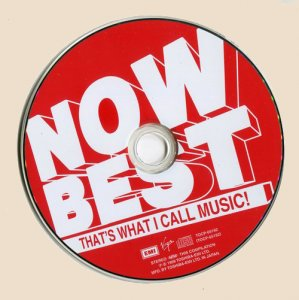 Now That's What I Call Music! Now Best_CD