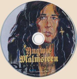 Yngwie Malmsteen - Parabellum 2021_CD
