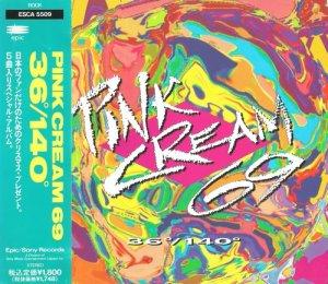 Pink Cream 69 - 36° / 140° (1991)