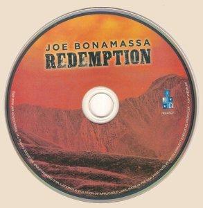 Joe Bonamassa - Redemption (2018)_disc