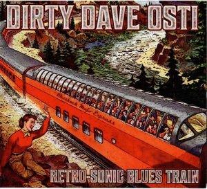Retro-Sonic Blues Train
