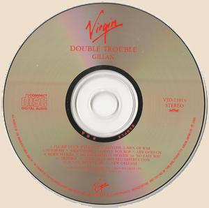 Gillan - Double Trouble_CD