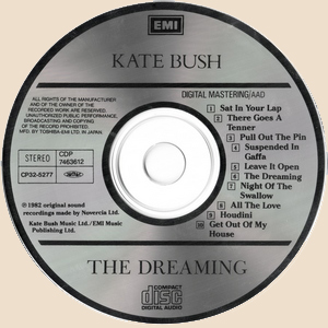The Dreaming_disc