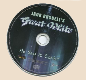 Jack Russell's Great White - He Saw it Comin'_cd