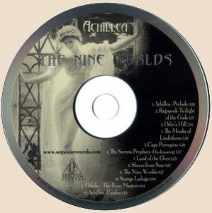 Achillea - The Nine Worlds_CD
