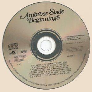 Slade - Beginnings_disc