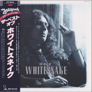 The Best Of Whitesnake