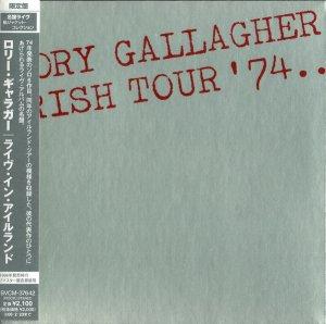 Rory Gallagher - Irish Tour