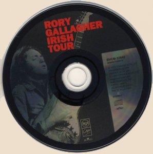 Rory Gallagher - Irish Tour_CD