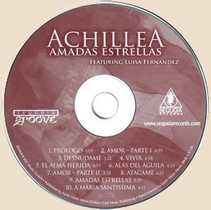 Amadas Estrellas_CD