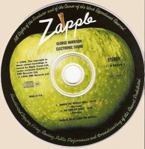 Electronic Sound_CD