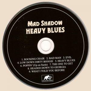 Mad Shadow - Heavy Blues_disc