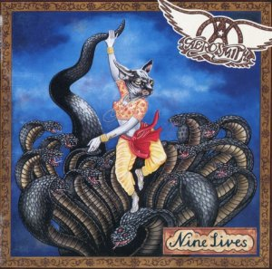 Aerosmith - Nine Lives (1997) [CD + Multimediatrack]