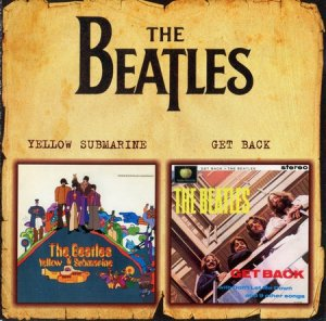 The Beatles - Yellow Submarine and Get Back (2000)