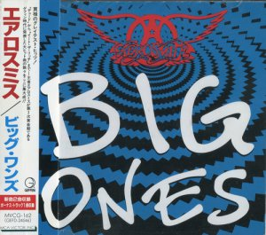 Aerosmith - Big Ones (1994) [Japan]
