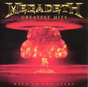 Megadeth - Greatest Hits: Back to the Start (2009) [Japan]