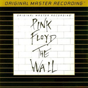 Pink Floyd - The Wall (1979) [24Kt Gold CD]