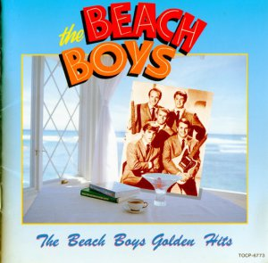 The Beach Boys - Golden hits (1991) [Japan]
